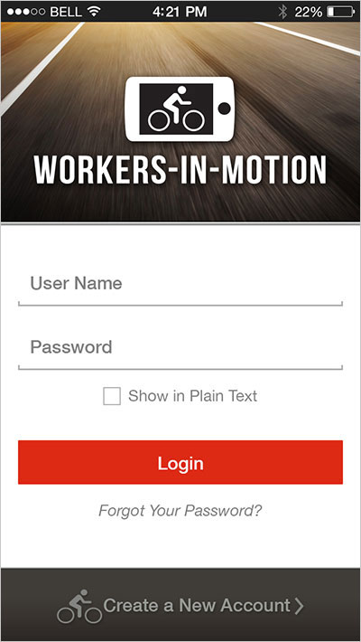 Workers-In-Motion Login